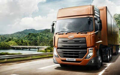 UD trucks Quester tuning and ECU remapping