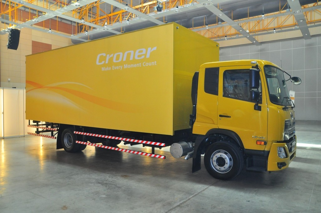 UD Trucks Croner tuning and ECU remapping