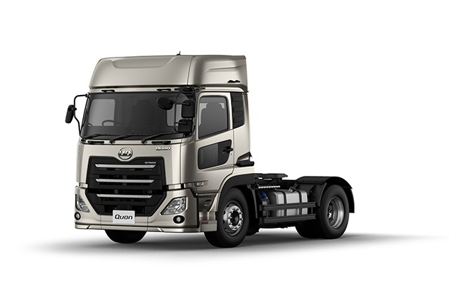 UD trucks New Quon tuning 2