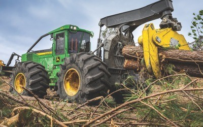 John Deere Forestry Equipment Tuning and ECU remapping