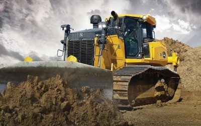 John Deere Heavy Equipment Tuning and ECU remapping
