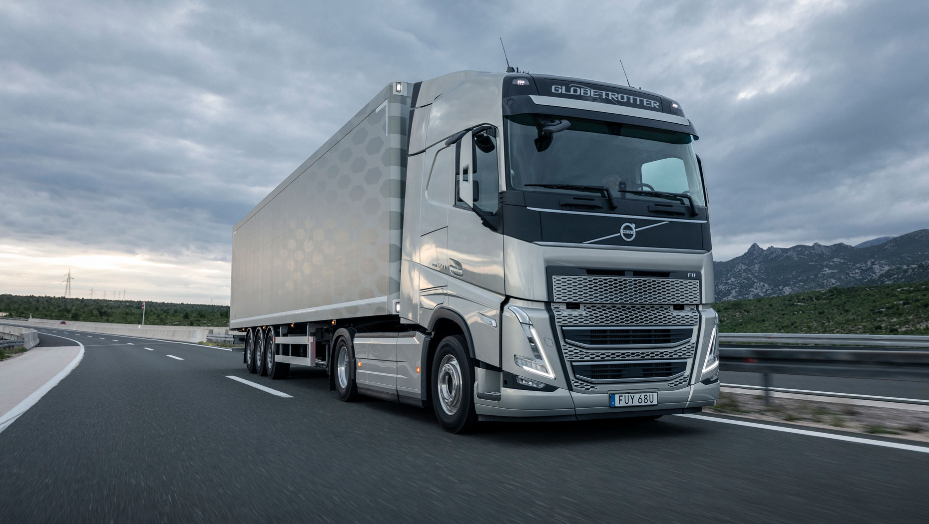 Volvo FH tuning 1