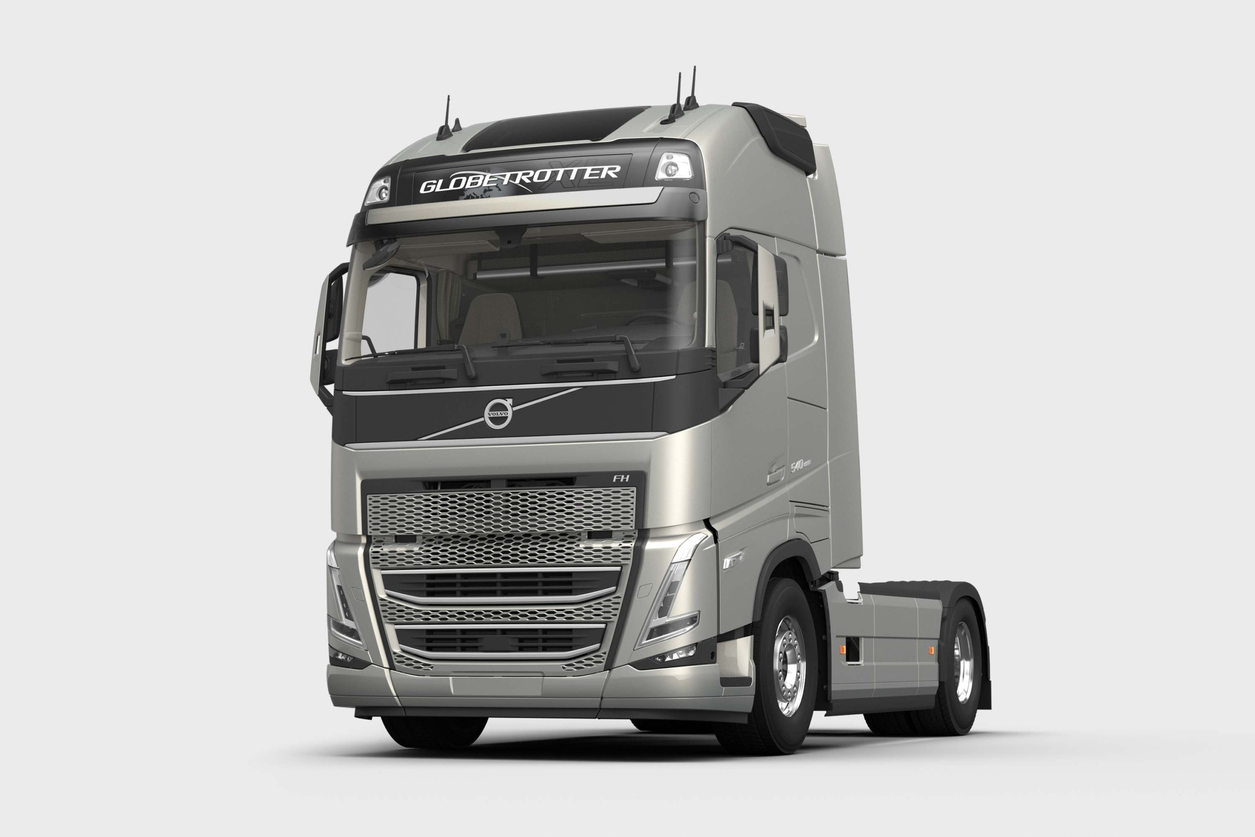 Volvo FH tuning 2