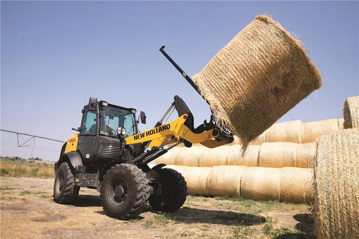 New Holland compact wheel loaders tuning 2
