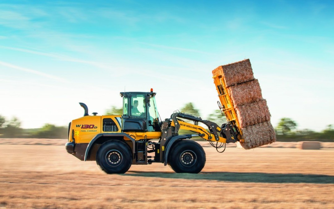 New Holland Wheel Loaders Tuning and ECU remapping