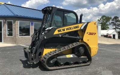 New Holland Compact Track Loader Tuning